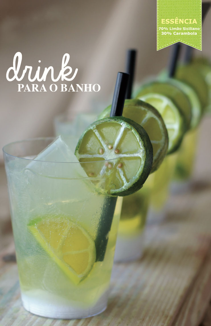 Drink para o Banho