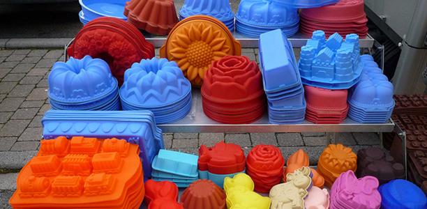 Modelos de formas para sabonete