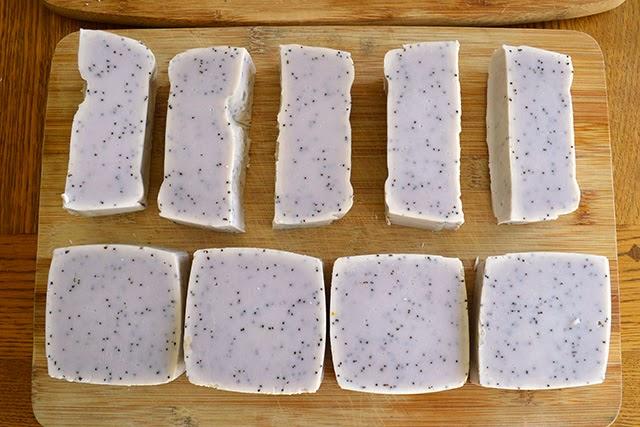 como fazer sabonete natural