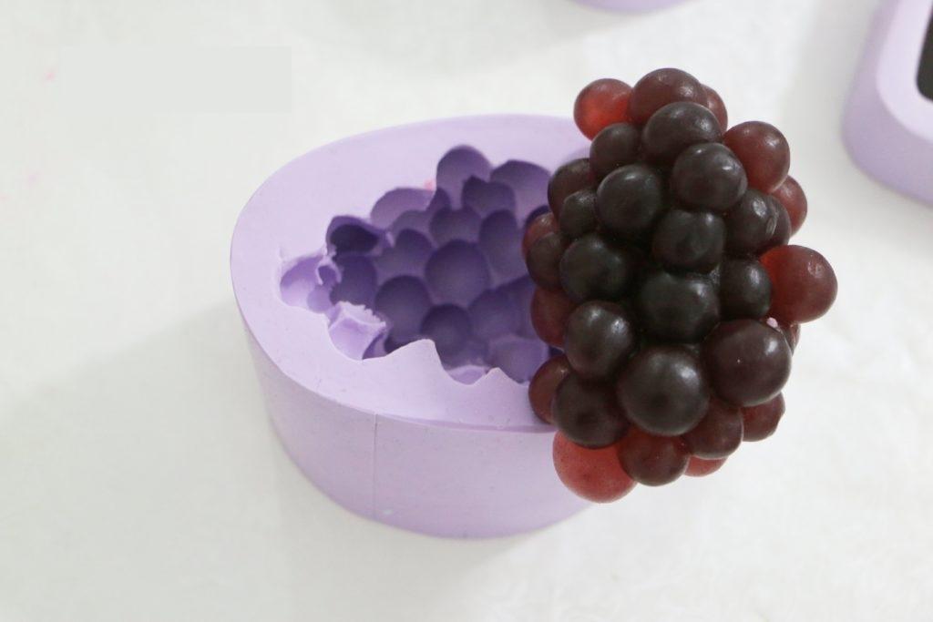 Sabonet de vinho receita