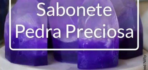 Sabonete Pedra Preciosa