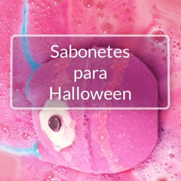 Sabonetes para Halloween