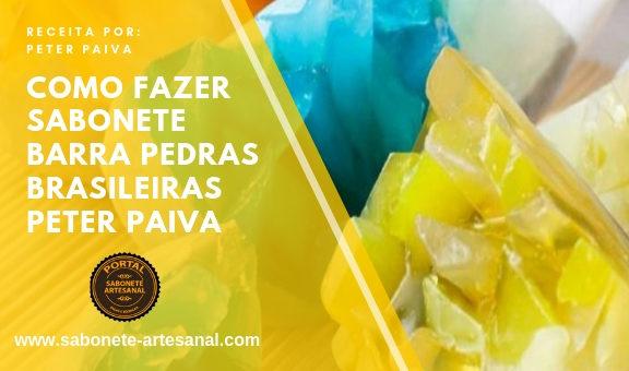 Como Fazer Barra Pedras Brasileiras Peter Paiva