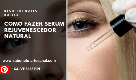 Serum Rejuvenescedor Natural
