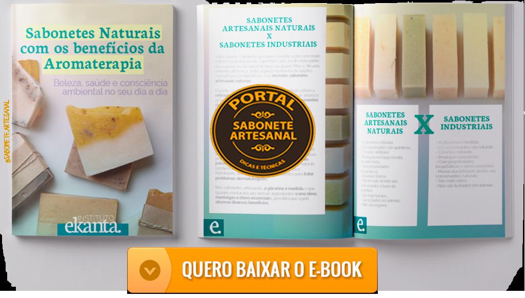 E-book Gratuito Saboaria Artesanal!