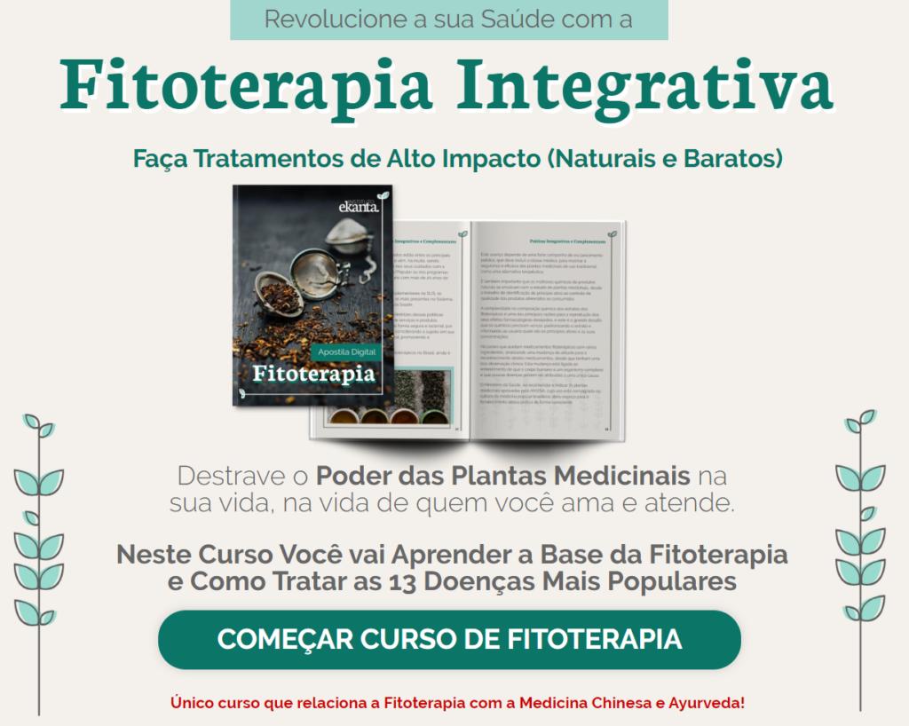 Curso Fitoterapia Integrativa