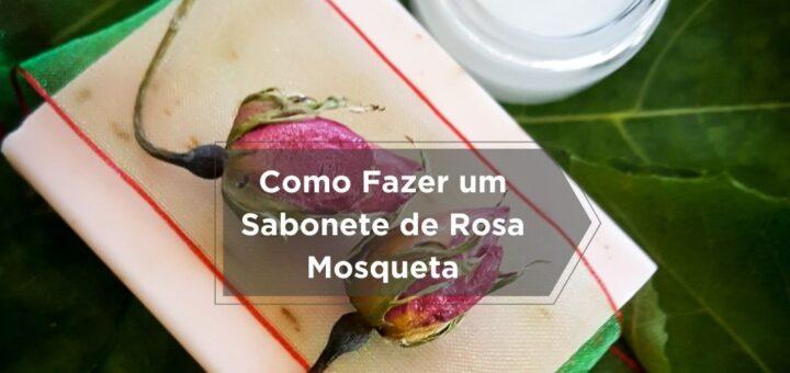 Como Fazer um Sabonete de Rosa Mosqueta